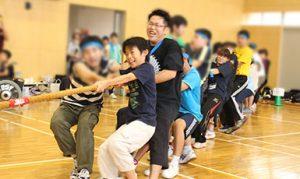 フェローグループで毎年開催されている運動会