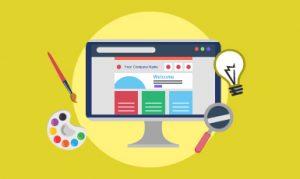 Webデザインのイメージ画像